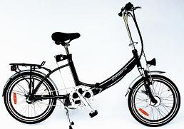 EZ Pedler F300 Folding Electric Bicycle