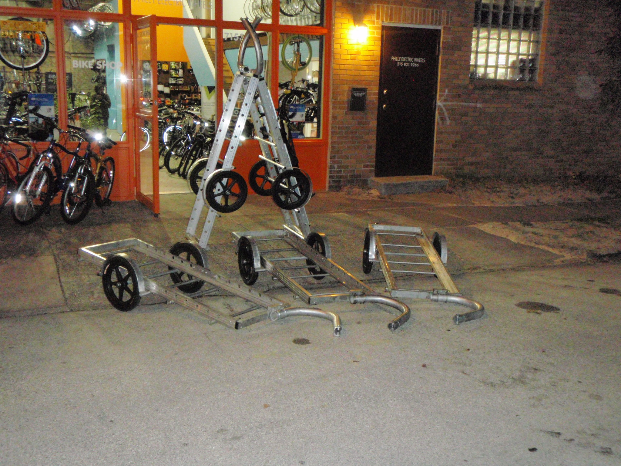 Bikes At Work Trailers Bicycle trailers enhance your