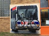 bike on bus!